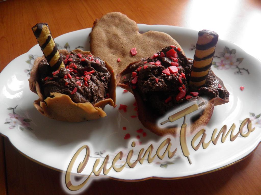 Cialde per gelato: ecco la ricetta!